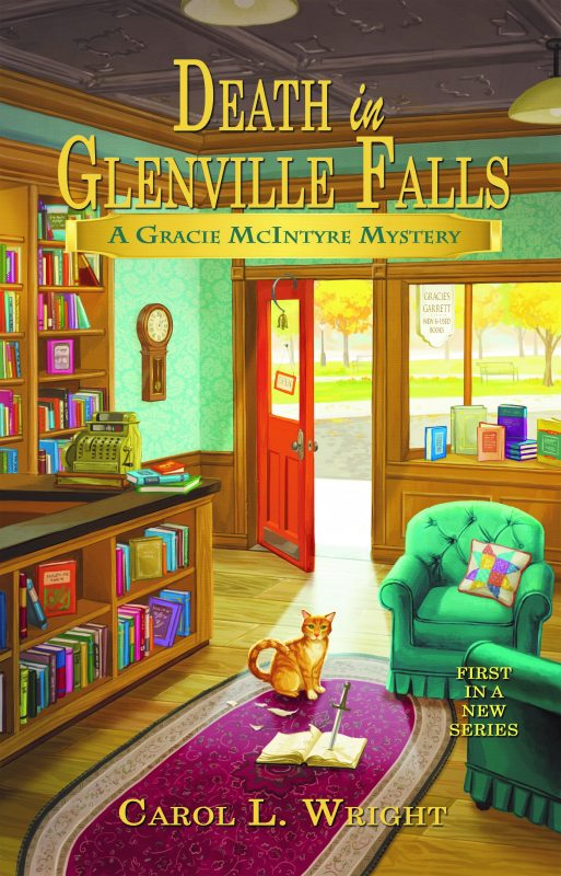 DEATH IN GLENVILLE FALLS