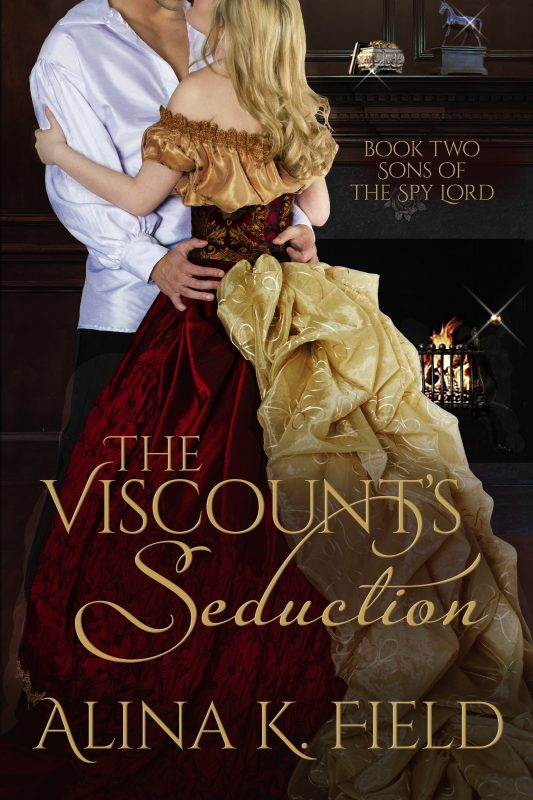 THE VISCOUNT'S SEDUCTION