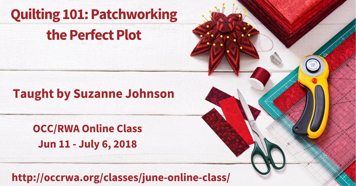 Quilting 101 With Suzannejohnson June Occrwa Online Class Plotting